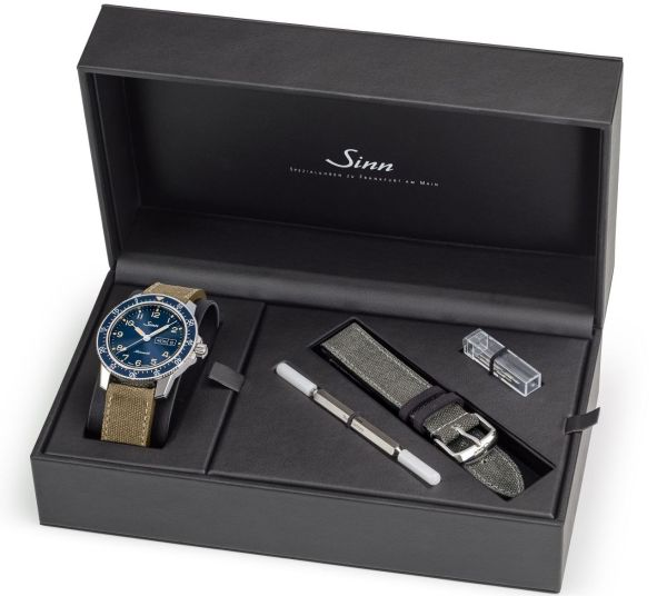 SINN 104 St Sa A B E Limited Edition box