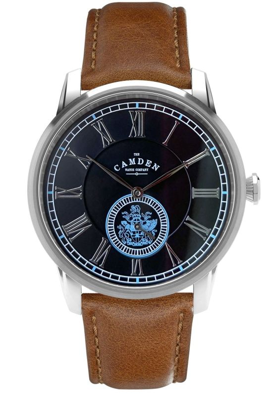 The Camden Watch Company No. 29 Crest Edition: New Limited Edition Celebrates the Camden Borough Coat of Arms