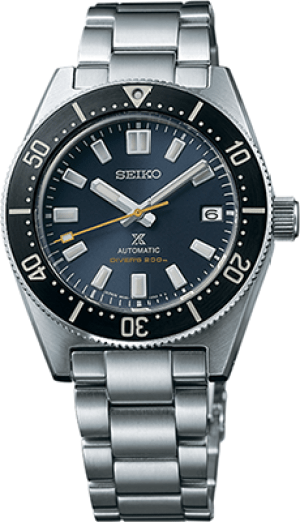 Seiko Diver's Watch 55th Anniversary Limited Editions, Model: 1965 Diver's Modern Re-interpretation (Prospex SPB149)