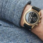 BALTIC BICOMPAX 001 mechanical hand-wound chronograph
