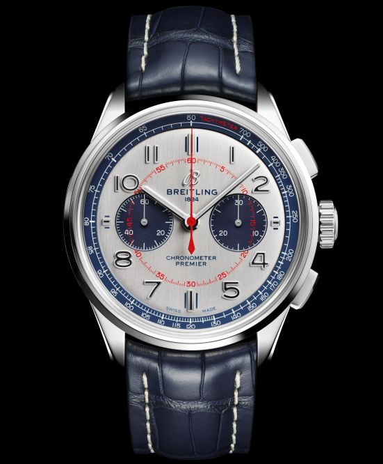 Breitling Premier B01 Chronograph 42 Bentley Mulliner Limited Edition