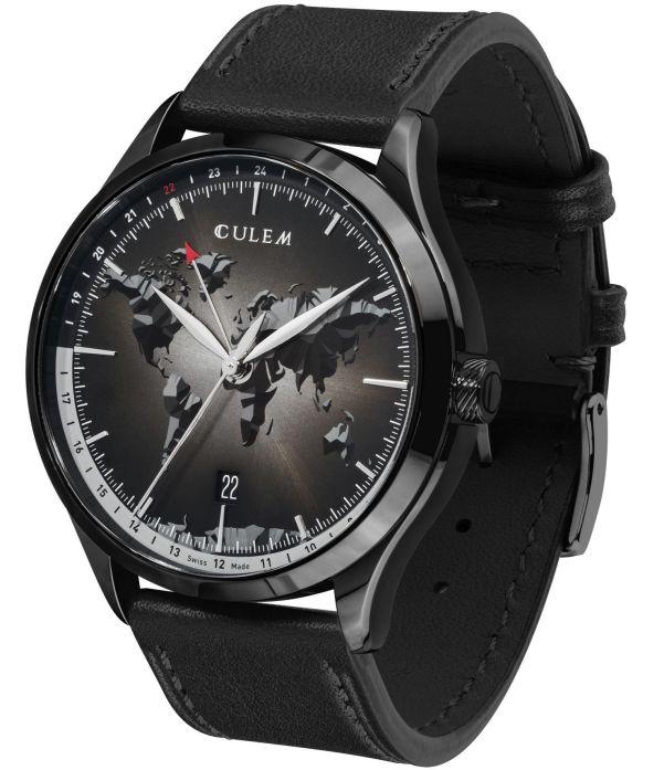 CuleM Portal GMT swiss watch