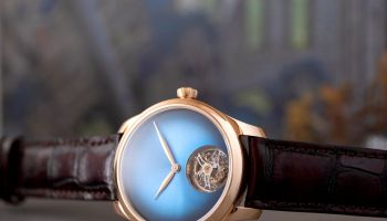 H. Moser & Cie. Concept New Models Celebrating the 5th Anniversary of the Concept Series