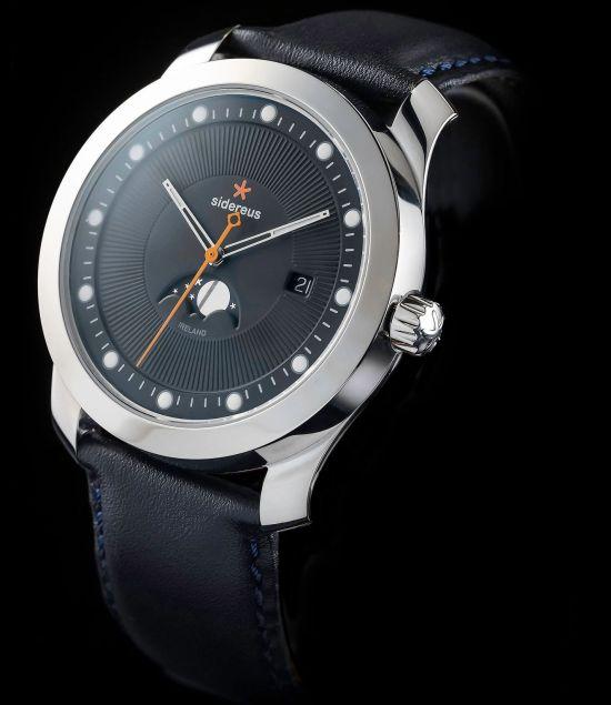 Sidereus Newgrange Watch with Midnight Blue Dial