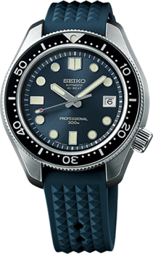 Seiko Diver's Watch 55th Anniversary Limited Editions, Model: The 1968 Professional Diver's 300m Re-creation (Prospex SLA039)