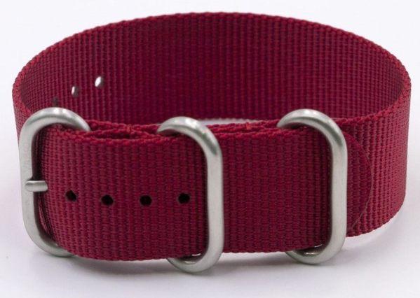 Vario Ballistic Nylon Zulu watch straps