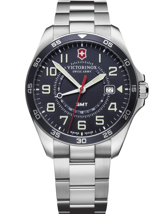 Victorinox Swiss Army FieldForce GMT
