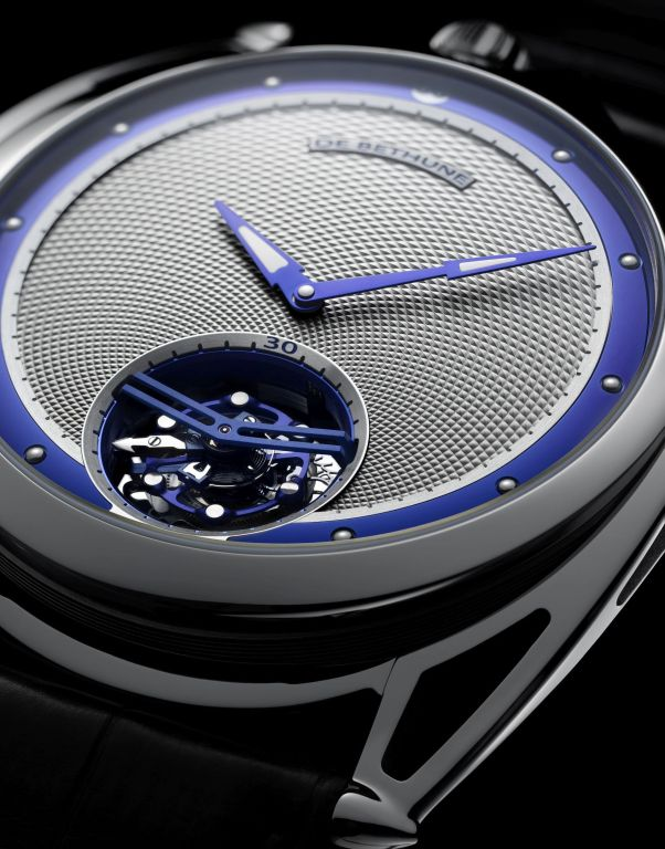 De Bethune DB28XP Tourbillon