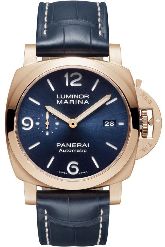 Panerai Luminor Marina Panerai Goldtech™ – 44 mm (PAM01112) 1