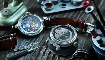 RB BAUMGARTNER WATCHES