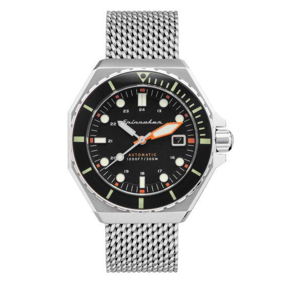 Spinnaker Dumas automatic diving watch 300 meters Ref. SP-5081