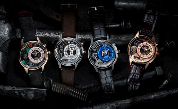 THE ELECTRICIANZ (ELZ) STEEL Z Collection