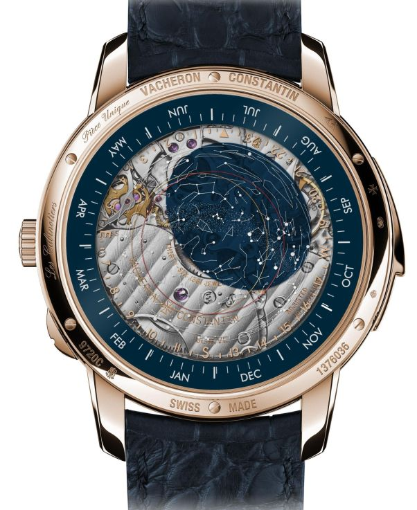Vacheron Constantin Les Cabinotiers Astronomical Striking Grand Complication – Ode to Music