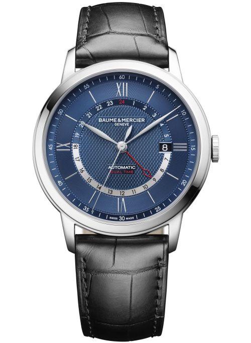Baume & Mercier Classima Dual Time