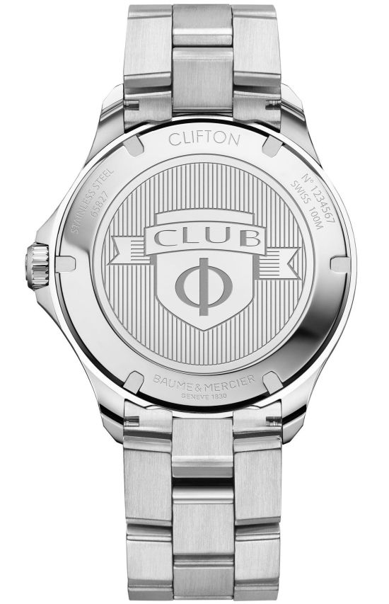 Baume & Mercier Clifton Club GMT, Reference M0A10486