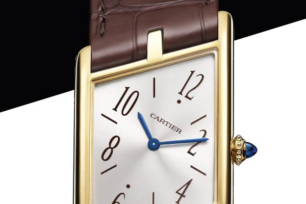 Cartier Privé Collection New Tank Asymétrique watch