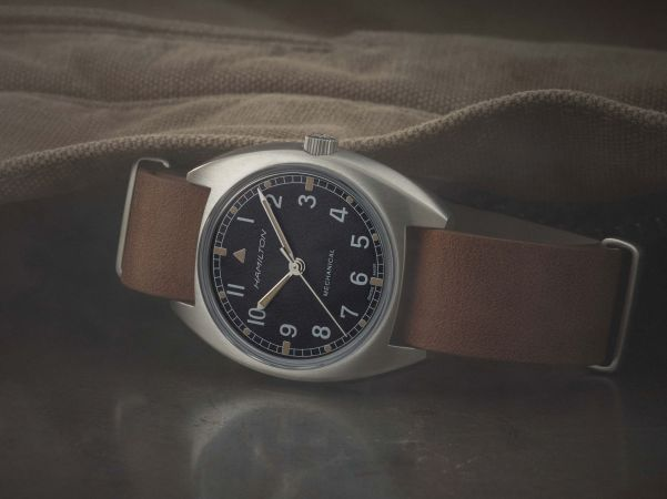 Hamilton Khaki Pilot Pioneer Mechanical Hand-wound watch