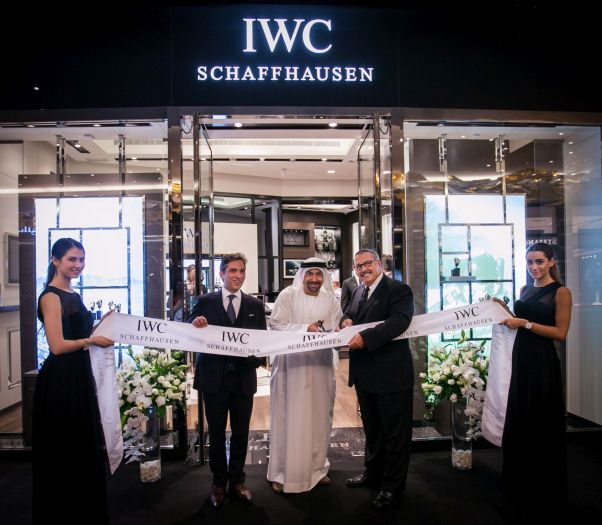 IWC Boutique Abu Dhabi, Avenue at Etihad Towers, United Arab Emirates