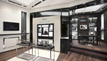IWC Boutique Abu Dhabi, Avenue at Etihad Towers, United Arab Emirates