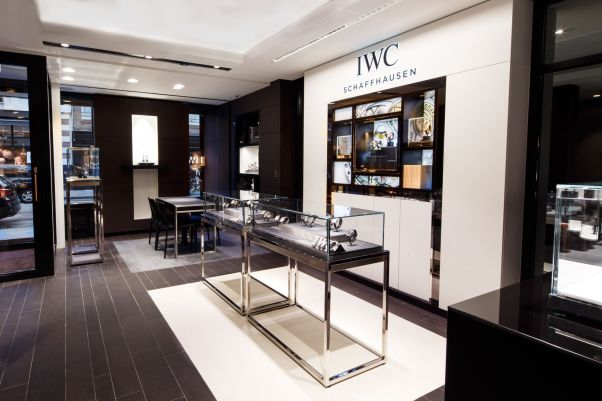 IWC Boutique Amsterdam