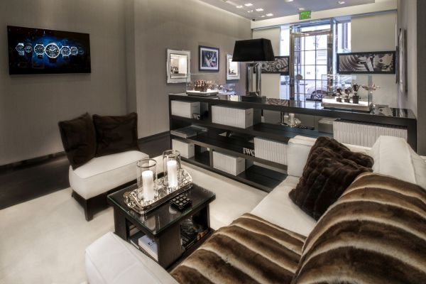 IWC Boutique Beverly Hills
