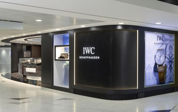 IWC Boutique Hong Kong International Airport, Shop L6-37, East Hall, Departures Level 6, Terminal 1, Hong Kong International Airport