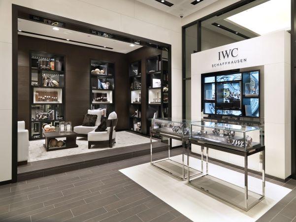 IWC Boutique Pavilion, Kuala Lumpur, Malaysia