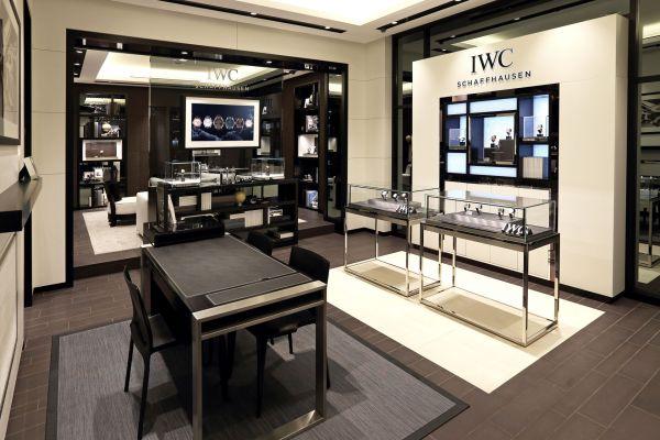 IWC Boutique Port Baku Mall, Baku, Azerbaijan