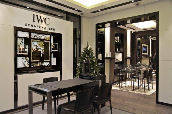 IWC Schaffhausen Boutique Petrovka, 5, Moscow