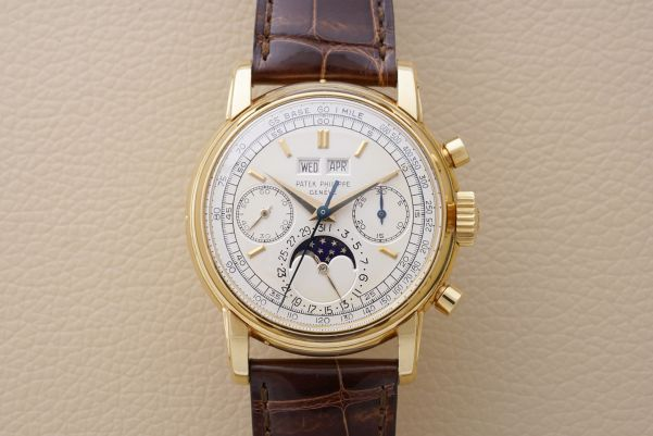 Patek Philippe Reference 2499 second series, circa 1957