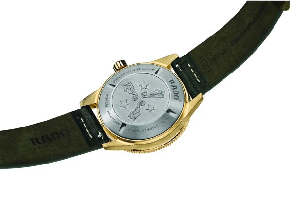 Rado Captain Cook Bronze Automatic watch