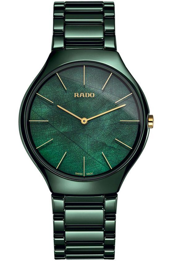 Rado True Thinline Leaf