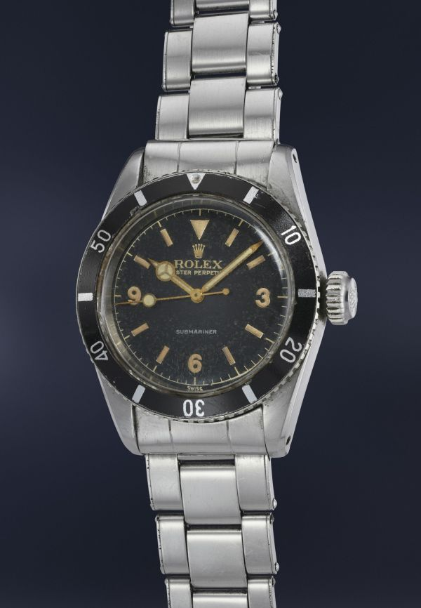 Rolex, Reference 6200 Big Crown
