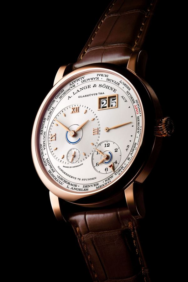 A. Lange & Söhne LANGE 1 TIME ZONE (With New Manufacture Caliber)
