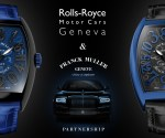 Franck Muller and Rolls-Royce Motor Cars Geneva