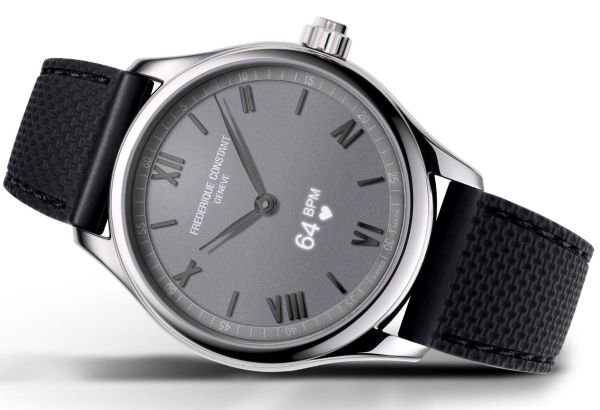 Frederique Constant Smartwatch Gents Vitality, Reference: FC-287S5B6