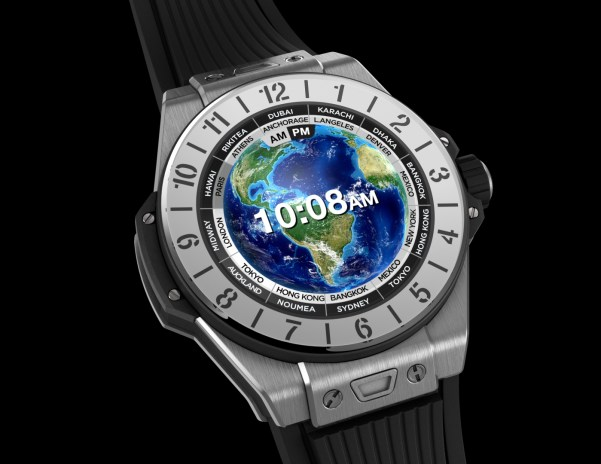 HUBLOT Big Bang ℮ smartwatch