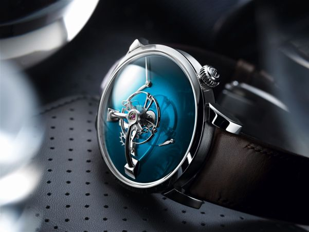 LM101 H. Moser X MB&F Limited Edition