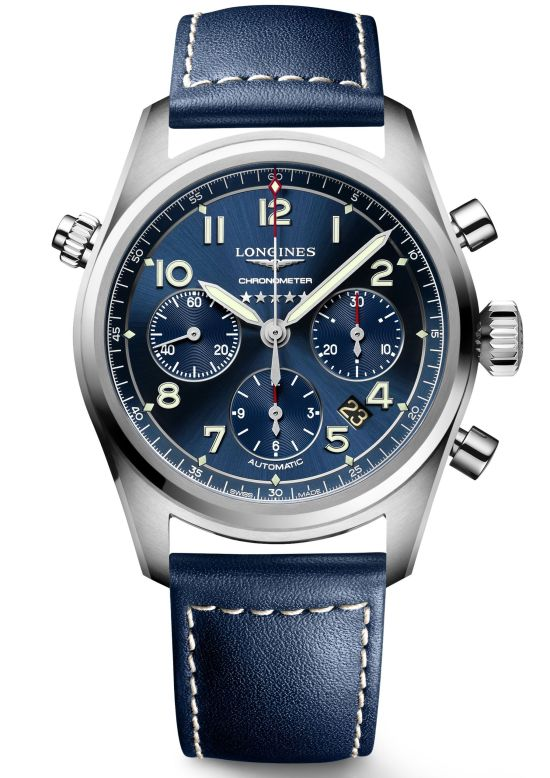 Longines Spirit Collection automatic chronograph