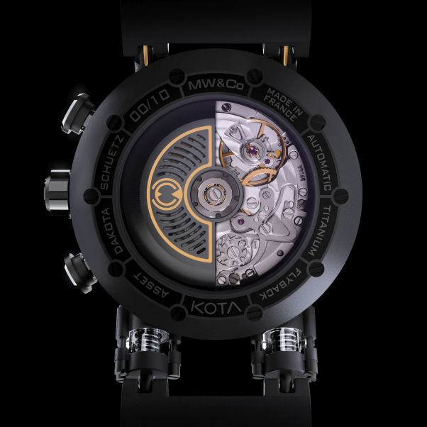 MW&Co.Asset Kota Automatic Flyback Chronograph