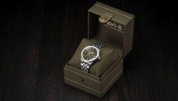 AVI-8 Flyboy Engineer Automatic watch