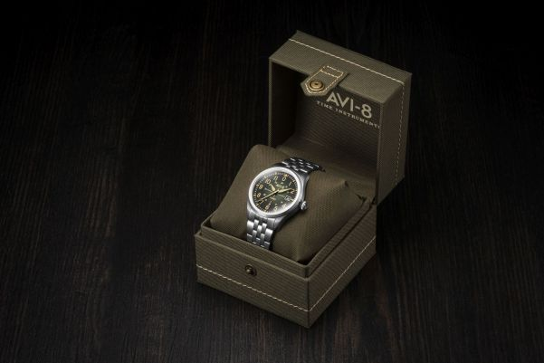 AVI-8 Flyboy Engineer Automatic watch