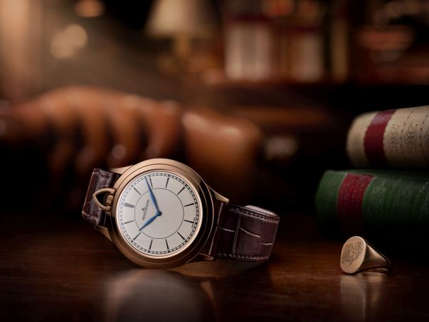 Jaeger-LeCoultre X MR PORTER Master Ultra Thin Kingsman Knife Limited Edition