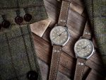 LACO Augsburg Taupe and Aachen Taupe New 39mm Limited Editions