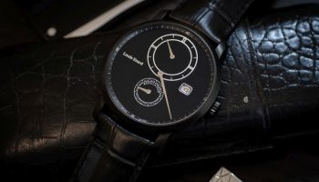 Louis Erard Excellence Regulator Limited Edition - Redesigned by Eric Giroud