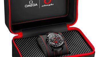 OMEGA Speedmaster Moonwatch Chronograph 44.25 MM Team Alinghi
