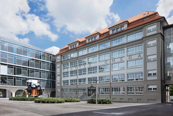 OMEGA Boutique / Museum, Cité du Temps SA, Biel/Bienne Switzerland