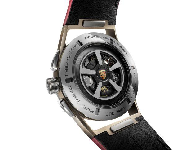 Porsche Design Chronograph 911 Targa 4S Heritage Design Edition