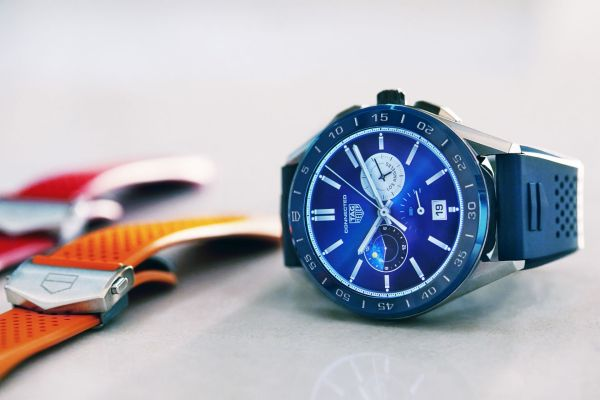 Tag Heuer Connected Watch - New Summer Inspired Editions