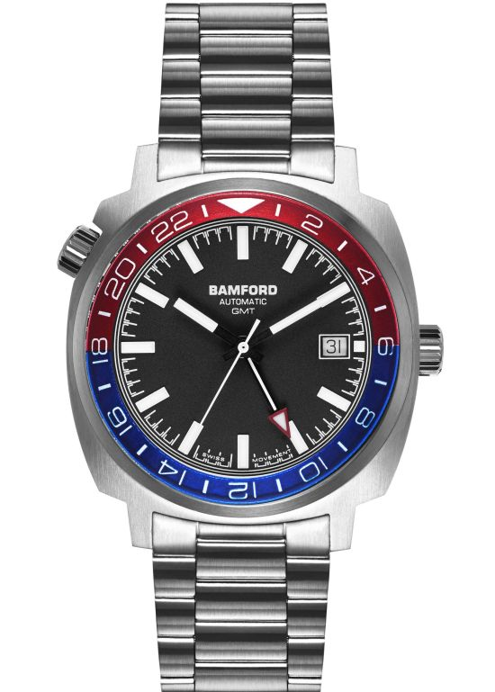 Bamford London GMT Heritage